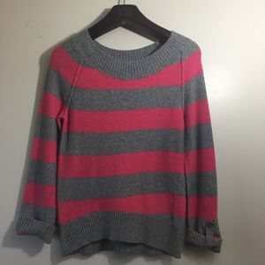 Maurices striped knit sweater. Medium